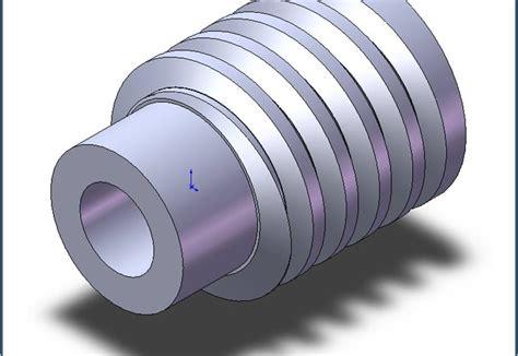 cara memakai videomax memggunakan anytoon fathul i lmi membuat roda gigi cacing pada solidworks