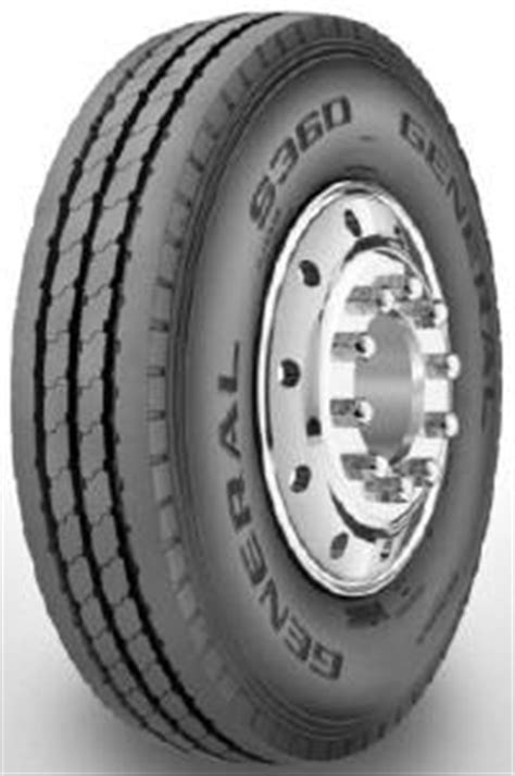 General Truck Tires Commercial General Steer And Trailer Medium Truck Tires From D And J