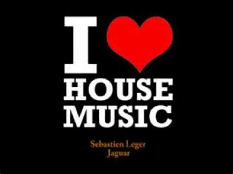 house music utube sebastien leger jaguar house music flv youtube