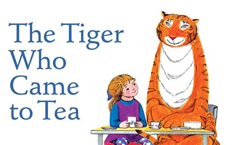 the tiger who came the tiger who came to tea theatre royal plymouth