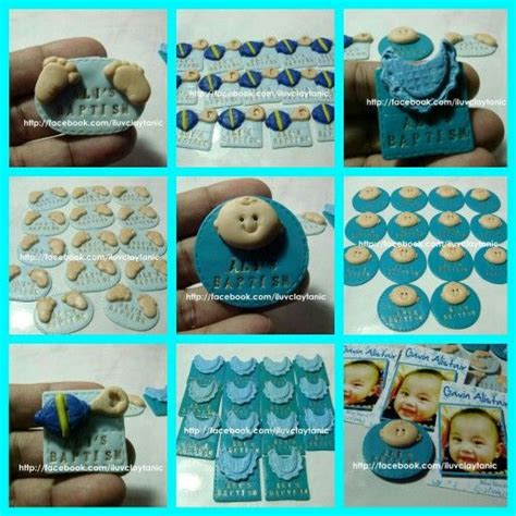 Polymer Clay Baby Shower Favors by 23 Best Projects To Try Images On