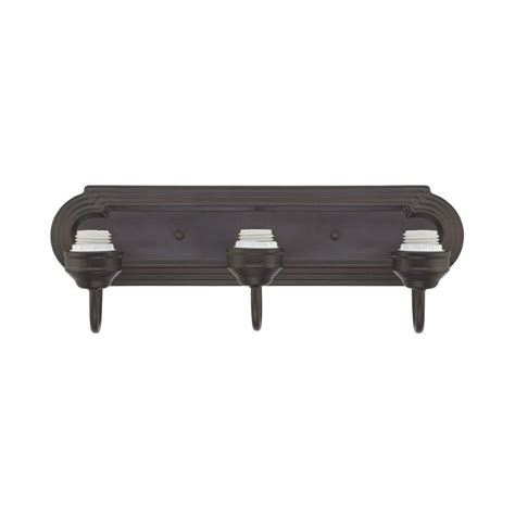 rubbed light fixtures westinghouse 3 light rubbed bronze wall fixture