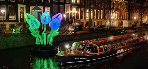 Amsterdam Light by Amsterdam Light Festival Cruise Leidse Kade Tours