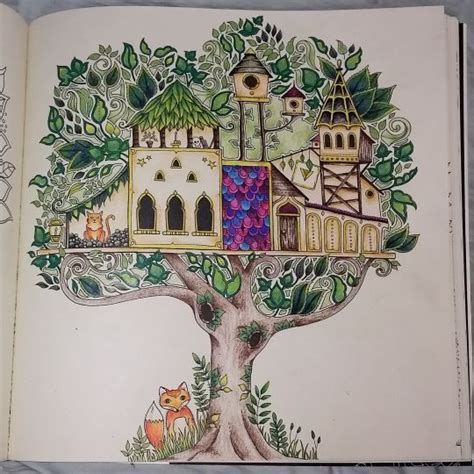 secret garden coloring book ideas johanna basford picture by stawbe colouring gallery
