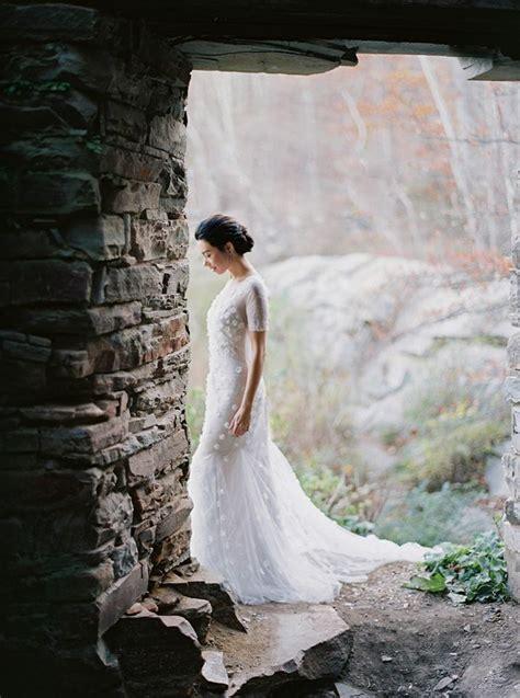 simple  elegant outdoor wedding  wed