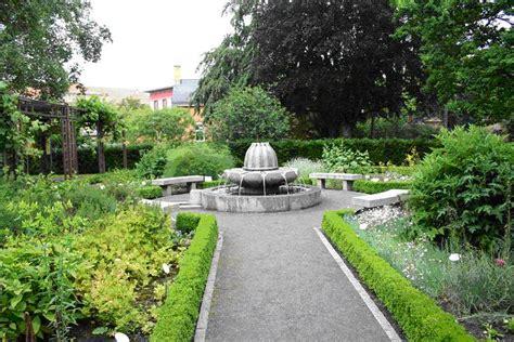 Der Botanische Garten In Leipzig