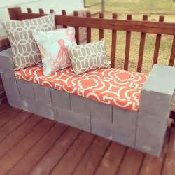 Cinder Block Patio Furniture by Diy Patio Furniture Cinder Blocks Images
