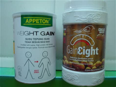 Appeton Weigth health products 2u weight gain
