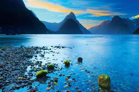 imagenes espectaculares reflexivas espectaculares paisajes de nueva zelanda taringa
