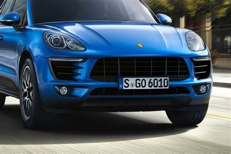 porsche suv price new porsche macan suv to have a base price of usd 50 895