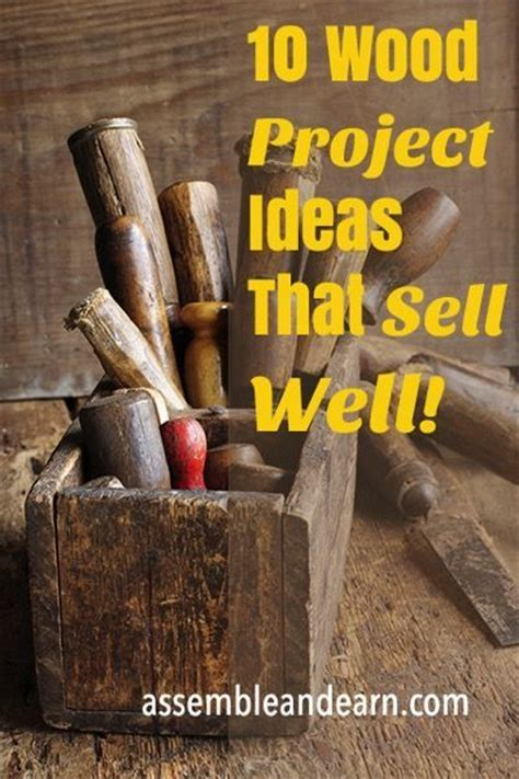 top   selling wood projects woodcrafts