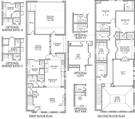 darling homes floor plans pre sales begin on 30 villas by darling homes lakeside dfw
