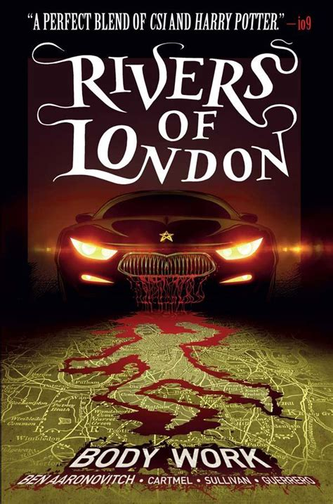 rivers of london volume 1785852930 rivers of london titan comics