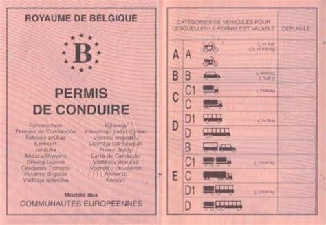 permis belge  permis francais quelles differences