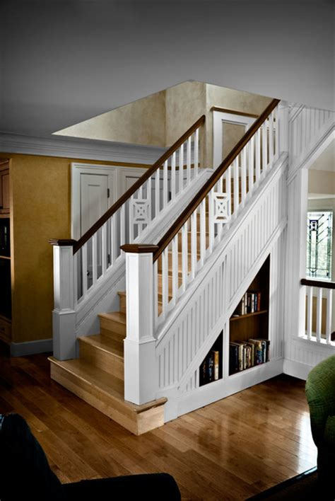cape cod traditional staircase providence by