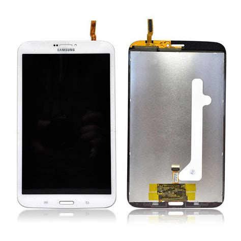 Samsung Tab N9106 for white samsung galaxy tab 3 8 0 t311 touch screen panel digitizer glass lens lcd display