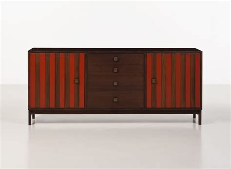ettore sottsass 1955 1969 at friedman benda new york - Sideboard 70 Cm Höhe