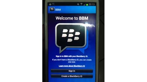 blackberry messenger themes for android blackberry messenger for android spotted on a galaxy s3
