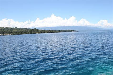 pantai madale saksikan keindahannya  poso sulawesi tengah