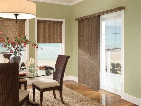 window coverings seattle 15 window treatments for sliding glass doors ideas hgnv