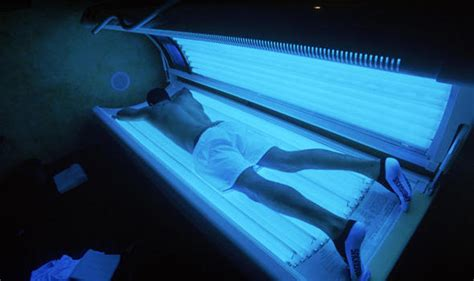 how bad are tanning beds cancer risks of sunbeds twice the med at noon health