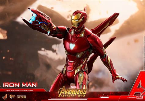iron man dom avengers infinity war 1 6th scale iron man collectible