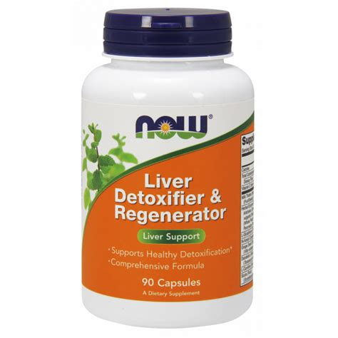 Liver Detox Path Png by Now Foods Liver Detoxifier Regenerator Now Foods Liver
