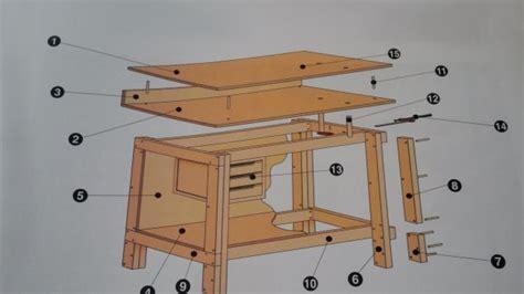 banco de carpinteria banco de trabajo bricoman 237 a