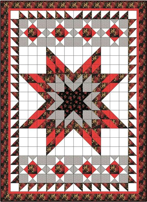 Lone Quilt Pattern Template 17 best images about mariner s compass and lone quilts on quilt mariners
