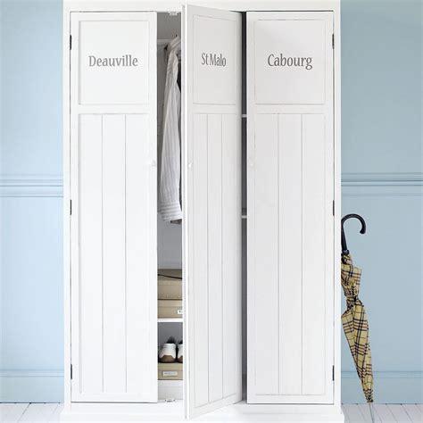 guardaroba bianco guardaroba bianco in legno l 125 cm newport maisons du monde