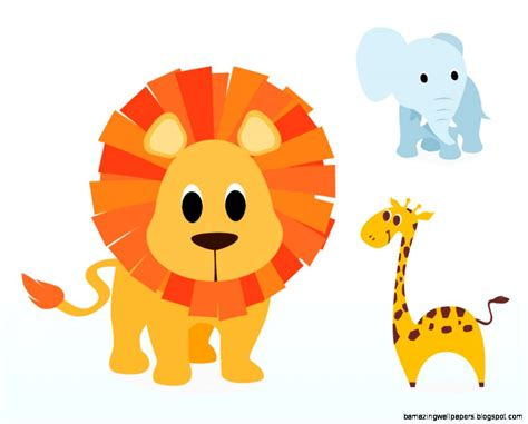 baby animal clipart baby shower amazing wallpapers