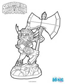 skylanders trap team coloring pages bushwhack coloring pages hellokids