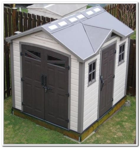 8x10 Rubbermaid Shed by Small Wooden Storage Sheds Home Design Ideas