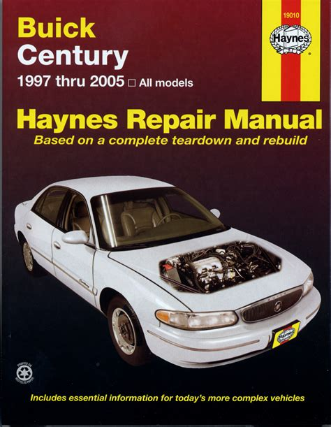 automobile air conditioning repair 1994 buick century instrument cluster buick century 97 05 haynes repair manual haynes manuals