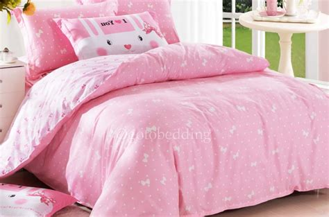 kids bedding sets for girls affordable cute baby pink patterned kids bedding sets for