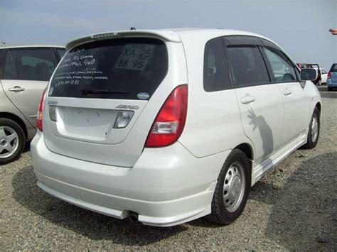 Suzuki 2003 Aerio Document Moved