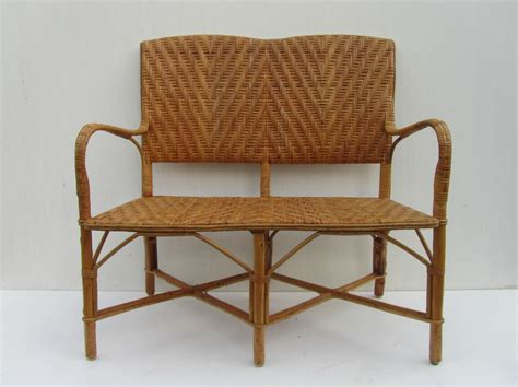 bench homebase homebase rattan bench all furniture the wicker combination with rattan bench ideas