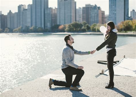 Pedido de Casamento Criativo   Inspire se