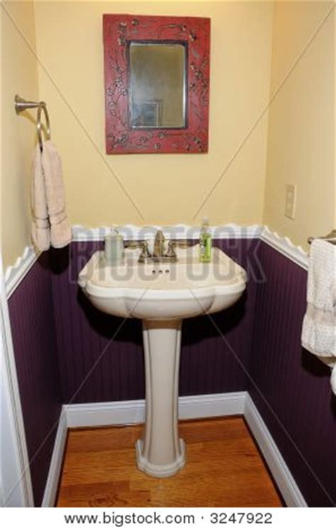 powder room with pedestal sink pedestal sink powder room stock photo stock images