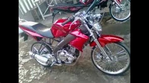 Ban Motor Vixion Modifikasi Motor Vixion Ban Kecil Bahan Modifikasi
