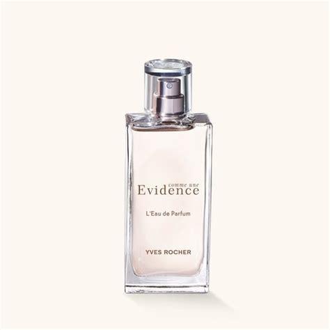 Parfum Yves Rocher comme une evidence l eau de parfum yves rocher 50ml