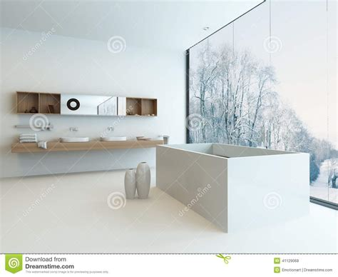 modern bathroom interior landscape iroonie com modern bathroom interior with window and snowy landscape