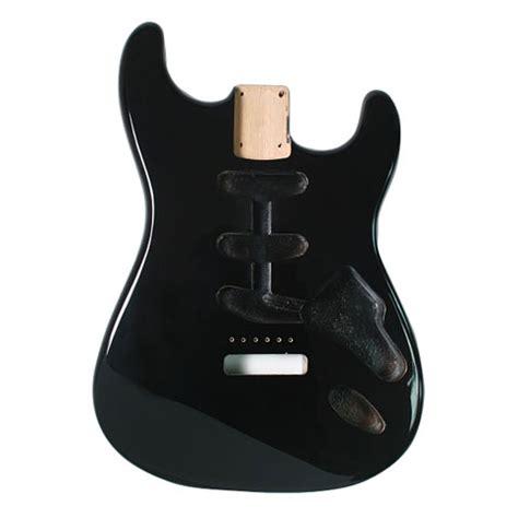 Gitarre Lackieren Schweiz by G 246 Ldo Strat Us Erle Black 171