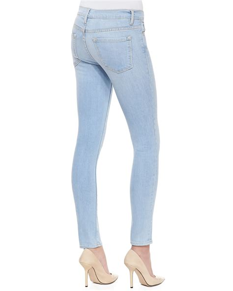 light blue skinny jeans womens light denim jeans for women www pixshark com images