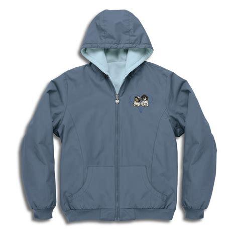 shih tzu jackets shih tzu reversible jacket the danbury mint