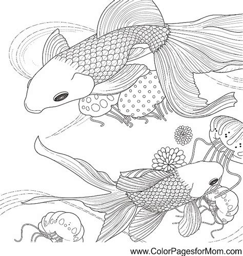 seascape ocean coloring page 59