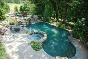 Beautiful Backyards With Pools Beautiful Backyard Pool Future Home