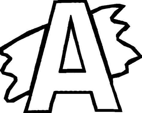 lettere aq coloriage des lettres de l alphabets
