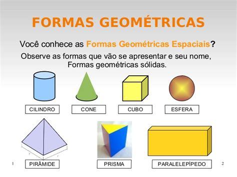 figuras geometricas espaciais formas geometricas
