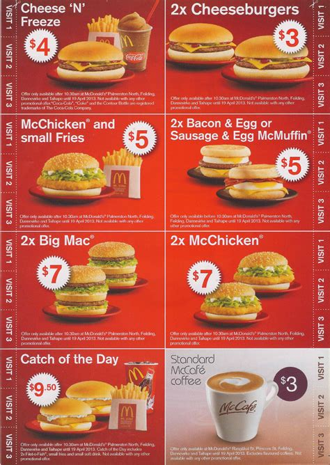 printable mcdonalds vouchers 2015 uk only a suggests if you want to know first their best